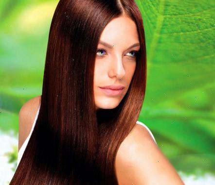 henna farve til håret